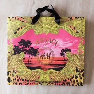Versace x H&M Shopping Bag